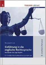Einführung in die englische Rechtssprache
