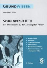Grundwissen SchuldR BT II