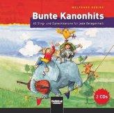 Bunte Kanonhits, 2 Audio-CDs