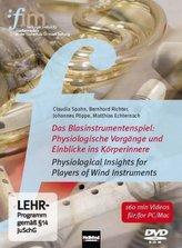 Das Blasinstrumentenspiel, 1 DVD-ROM