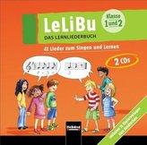 41 Lieder zum Singen und Lernen, 2 Audio-CDs