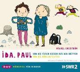 Ida, Paul und die fiesen Riesen aus der Dritten / und die Dödeldetektive, 2 Audio-CDs