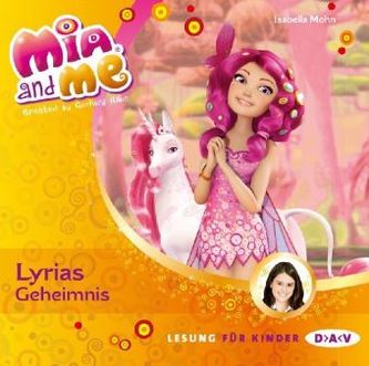 Mia and me - Lyrias Geheimnis, 1 Audio-CD