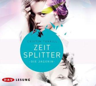 Zeitsplitter - Die Jägerin, 5 Audio-CDs