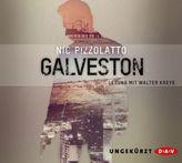 Galveston, 6 Audio-CDs