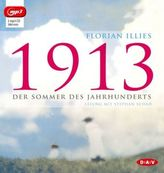 1913, 1 MP3-CD