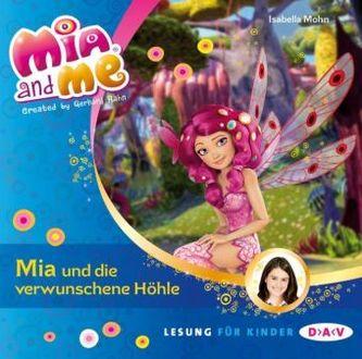 Mia and me - Mia und die verschwundene Höhle, Audio-CD