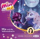Mia and me - Mia und die Vollmondnacht, Audio-CD
