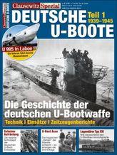 Deutsche U-Boote. Tl.1
