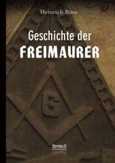 Geschichte der Freimaurer