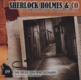 Die Hexe von Whitchapel, Audio-CD