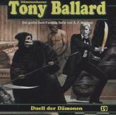 Tony Ballard - Duell der Dämonen, 1 Audio-CD