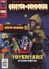 Geister-Schocker-Comic - Totentanz