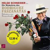Die Memoiren des Rodriguez Faszanatas, 3 Audio-CDs