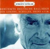 Berühmte deutsche Balladen, 1 Audio-CD