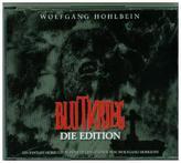 Die Chronik der Unsterblichen, Blutkrieg, 5 Audio-CDs