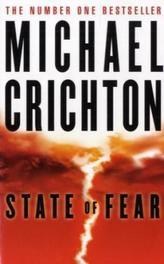 State Of Fear. Welt in Angst, englische Ausgabe