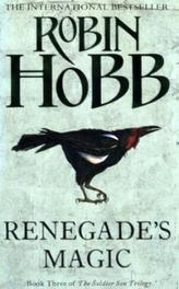 Renegade's Magic. Die Stunde des Abtrünnigen, englische Ausgabe