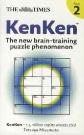The Times KenKen Book. Vol.2