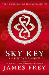 Endgame - Sky Key. Die Auserwählten, englische Ausgabe