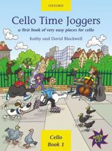 Cello Time Joggers, w. Audio-CD
