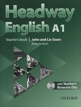 A1 Teacher's Book Pack with Teacher's Resource Disc