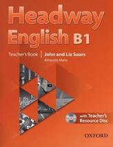 B1 Teacher's Book Pack with Teacher's Resource Disc