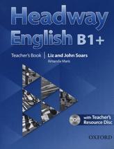 B1+ Teacher's Book Pack with Teacher's Resource Disc