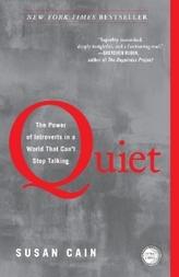 Quiet. Still, englische Ausgabe