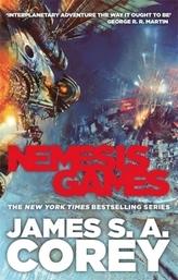 Nemesis Games. Nemesis-Spiele, englische Ausgabe