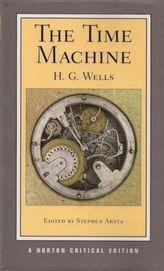 The Time Machine. Die Zeitmaschine, englische Ausgabe