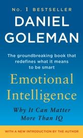 Emotional Intelligence. Emotionale Intelligenz, EQ, engl. Ausgabe