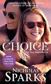 The Choice, Movie tie-in edition. Bis zum letzten Tag, englische Ausgabe