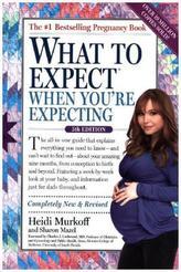 What to expect when you're expecting. Schwangerschaft und Geburt, englische Ausgabe