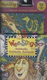 Wee Sing - Animals, Animals, Animals, w. Audio-CD