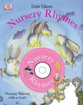 Nursery Rhymes, w.Audio-CD