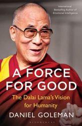 A Force for Good. Dalai Lama - Die Macht des Guten, englische Ausgabe