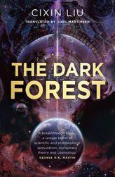 The Dark Forest. Der dunkle Wald, englische Ausgabe
