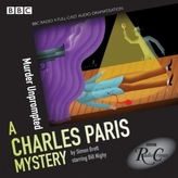 Charles Paris: Murder Unprompted, 2 Audio-CDs