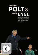 Gerhard Polt & Ardhi Engl - Er spuilt, worauf i irgendwas verzähl und danach spuilt er wieda, 1 DVD