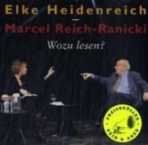 Wozu lesen?, Audio-CD