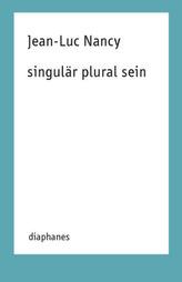 singulär plural sein