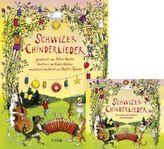 Schwizer Chinderlieder, m. Audio-CD