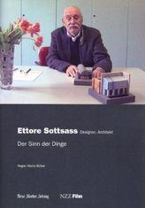 Ettore Sottsass - Der Sinn der Dinge, DVD