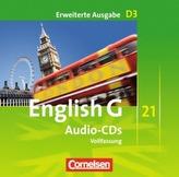 7. Schuljahr, 3 Audio-CDs (Erweiterte Ausgabe - Vollfassung)