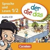 1./2. Schuljahr - Sprache und Lesen, Audio-CD