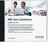 ABC des Lohnbüros 2015, DVD-ROM