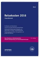 Reisekosten 2016
