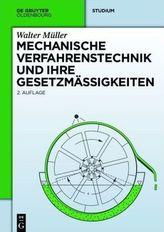 Mechanische Grundoperationen und ihre Gesetzmäßigkeiten