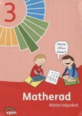 3. Schuljahr, Materialpaket mit CD-ROM